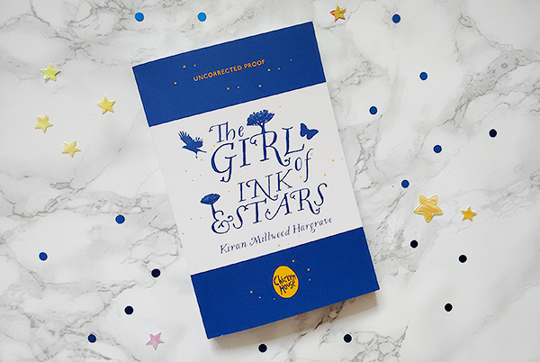 Page To Stage Reviews Book Review The Girl Of Ink And Stars By
