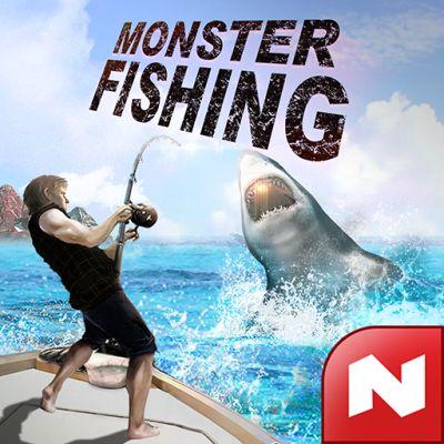 Monster Fishing 2020 - VER. 0.1.136 Unlimited (Money - Diamond) MOD APK