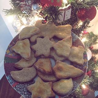 Goldandgreen biscuits noël gourmands allégés