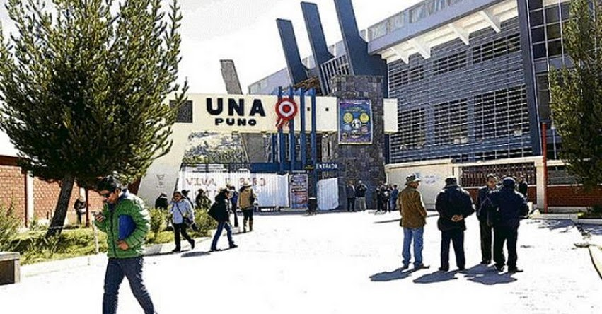 UNA Puno: Rector de la Universidad Nacional del Altiplano de Puno niega irregularidades en su gestión