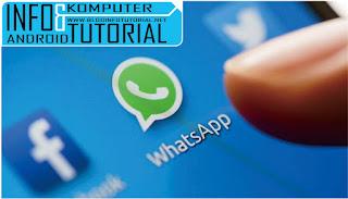 Cara Mudah Membaca Pesan WhatsApp Tanpa Ketahuan Pengirim