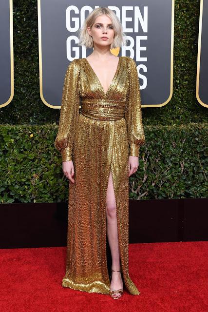 Οι νέες τάσεις της μόδας όπως τις φόρεσαν οι διάσημες στις φετινές Χρυσές Σφαίρες | Ioanna's Notebook