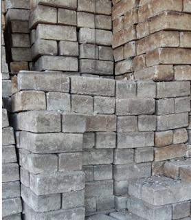 Paving Block Bekas