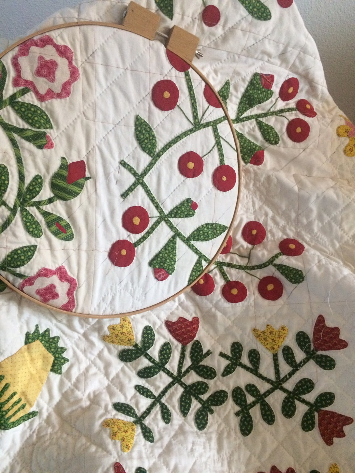Humble Quilts Hand Quilting