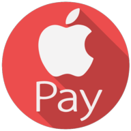 apple pay colorful icon