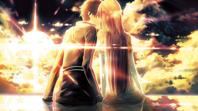 Mouth Kiss Wallpapers Of Lovers Anime Free Download