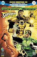 DC Renascimento: Hal Jordan e a Tropa dos Lanternas Verdes #30