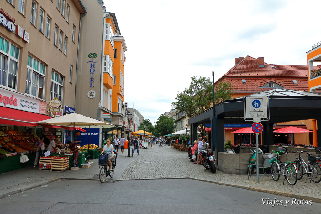Spandau, Berlin