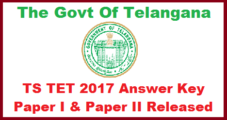 TS TET 2017 Paper I & Paper II Official Key Released  Telangana State Teacher Eligibility Test 2017 Paper I and Paper II Key Download, Telangana State TET 2017 Paper I and Paper II Answer Key Download,TSTET 2017 Key Download Paper 1 and 2, TSTET 23-07-2017 Key Released,Telangana State Teacher Eligibility Test 2017 Kay Released, Paper 1 and Paper 2 TS TET 2017 Key Released,TSTET Paper I and Paper II Key Download TSTET 2017 Answer Key Released Paper 1 and Paper 2 Telangana State Teacher Eligibility Test 2017 Paper 1 and Paper 2 Answer Key Released Answer Kay for TS TET 2017 Paper 1 and Paper 2.TS TET 2017 Paper I and Paper II Official Key Released