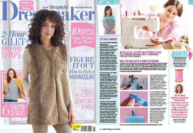 Make It Today Dressmaker - February 2017 (Issue 21)