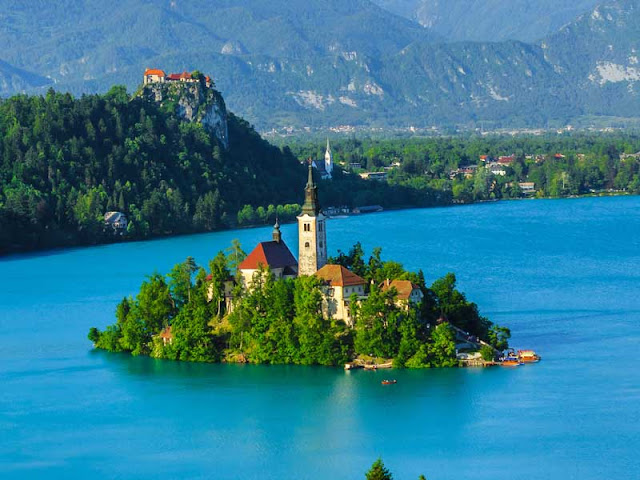 Lake of Bled – Slovenia