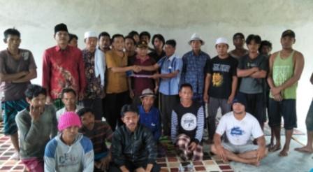 Petani Sayong Didorong Perkuat Perekonomian Daerah