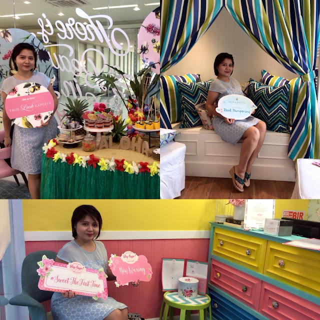 r2 group of companies ultimate pampering, visit Hey Sugar, Nailaholics and Ooh La Lash! :)