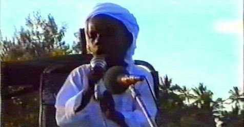Hafal 30 Juz Qur'an Di Usia 1.5 Tahun, Bocah Ajaib Ini Telah Islamkan Ribuan Orang Afrika