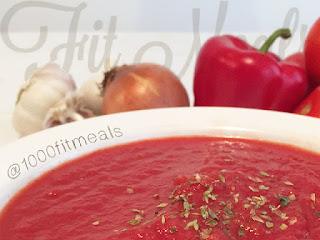 tomate no frito receta de 1000fitmeals