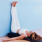 Legs Up The Wall Pose (Viparita Karani)