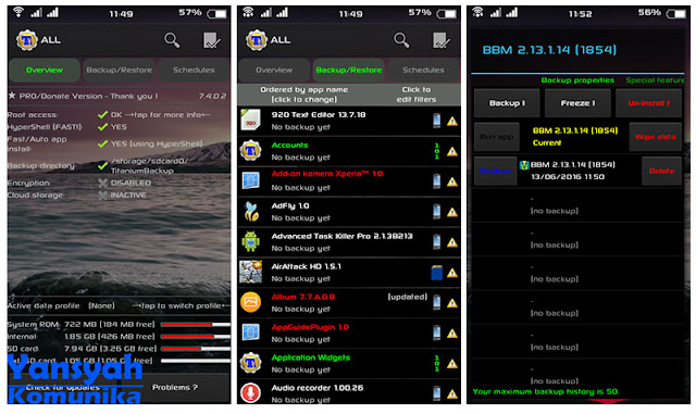 Download Titanium Backup Pro Versi 7.4.0.2 Full Apk Terbaru