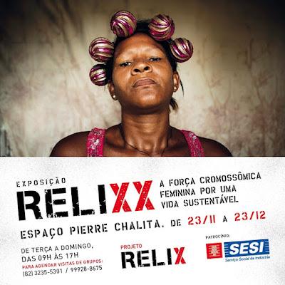 Projeto Relix estreia exposição em homenagem a catadoras em Maceió