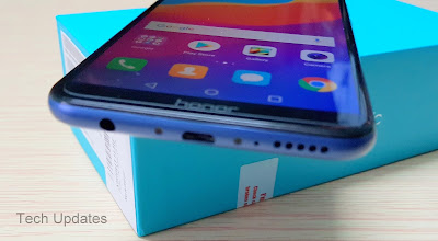 Honor 7C India Retail Unit Unboxing & Photo Gallery