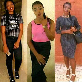 """Photos: """"God knows I have a story to tell"""" -Poignant last post of 22-year-old Nigerian girl three months before her death"""