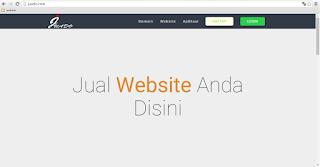 situs jual beli website di Indonesia