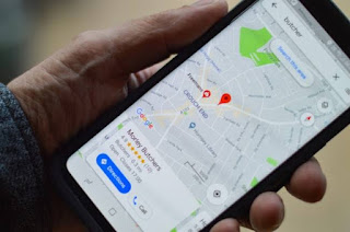 Google Maps adds the ability to report traffic slowdowns