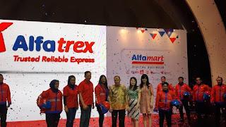 Alfatrex: Jasa Pengiriman