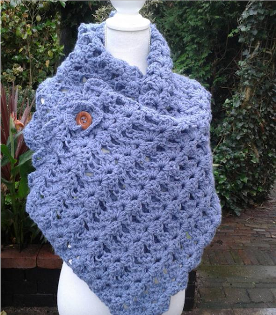 Free Crochet Shawl Patterns For Beginners ( FREE PATTERNS ...