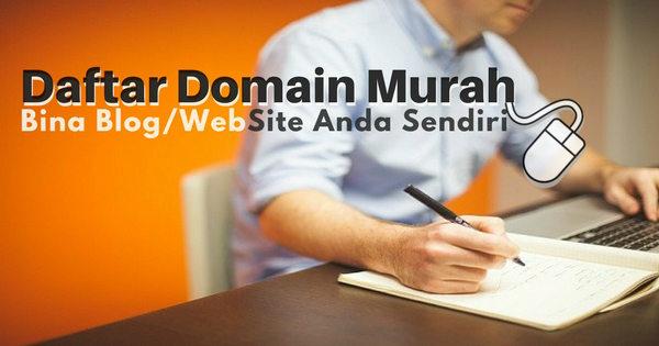 Buat website sendiri