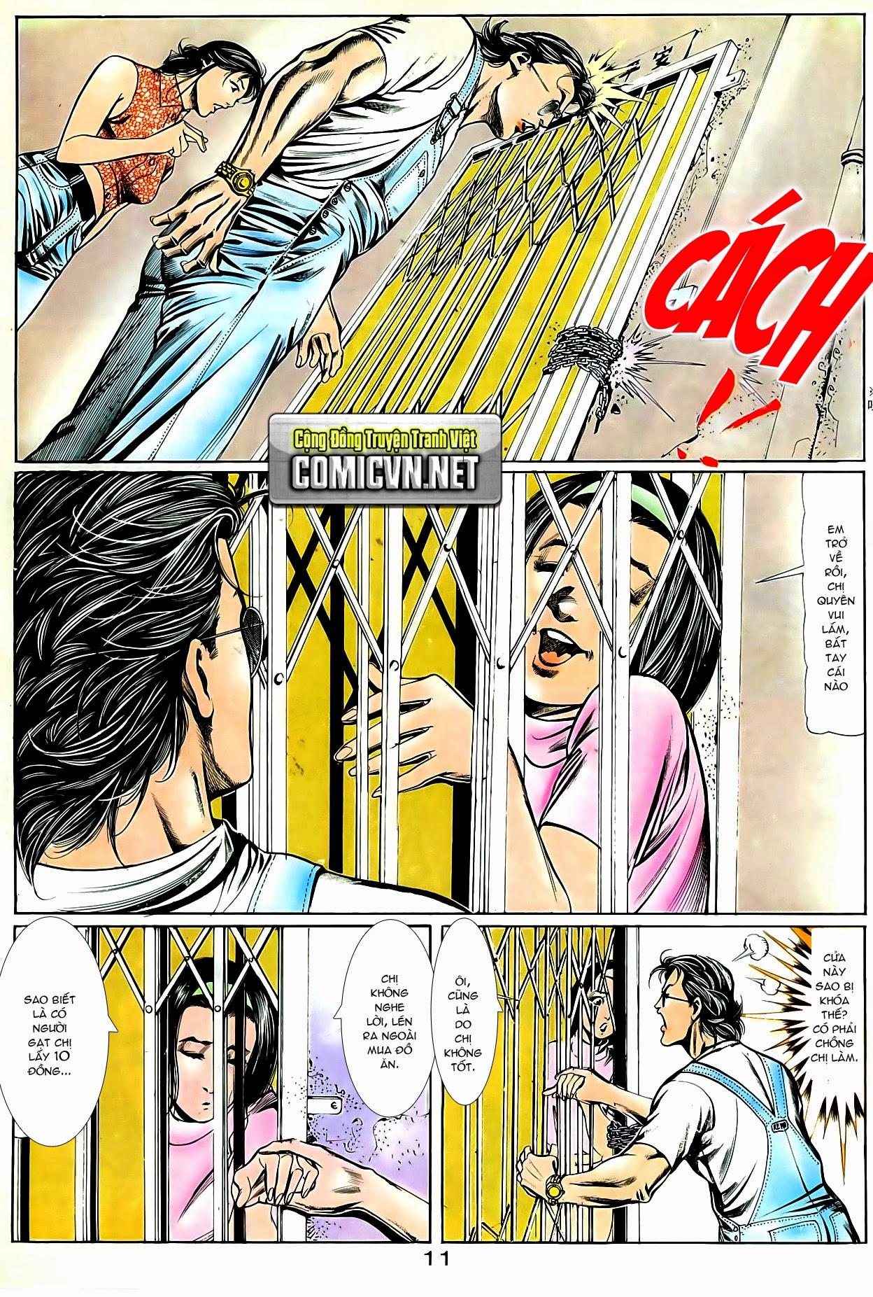 Người Trong Giang Hồ chapter 80: macau nổi sóng gió trang 25