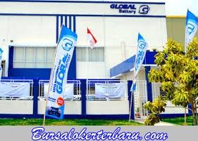 Lowongan Kerja di Bekasi : PT Global Battery Indonesia - Sopir (Driver)