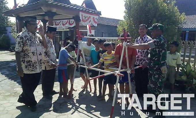 TNI AD Ikut Serta Dalam Membentuk Generasi Muda