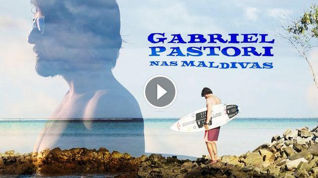 Gabriel Pastori nas Maldivas