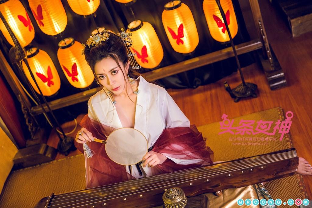 Image TouTiao-2017-11-22-Xuan-Chen-MrCong.com-003 in post TouTiao 2017-11-22: Người mẫu Xuan Chen (萱宸) (15 ảnh)