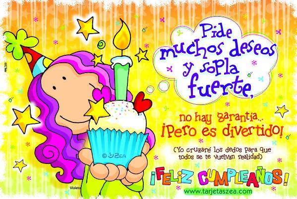 deseos cumpleaños