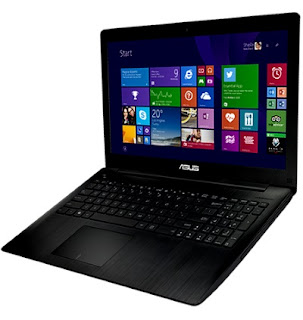 Specifications of Asus Laptop X553MA