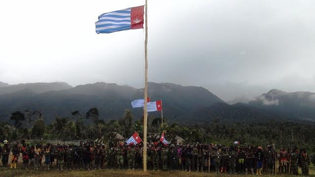 Kelompok Sipil Bersenjata Papua Nyatakan Perang pada Indonesia