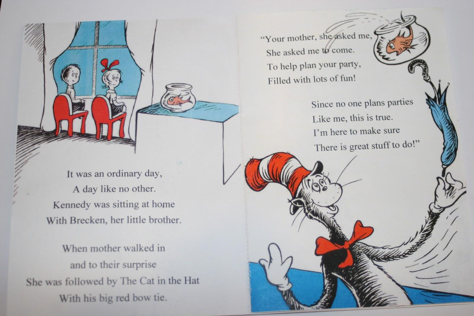 Hat Cat Page Last