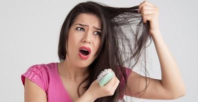 وصفة طبيعية لمعالجة تساقط الشعر