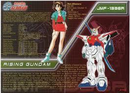 Cuộc Chiến Gundam  Mobile Fighter G Gundam