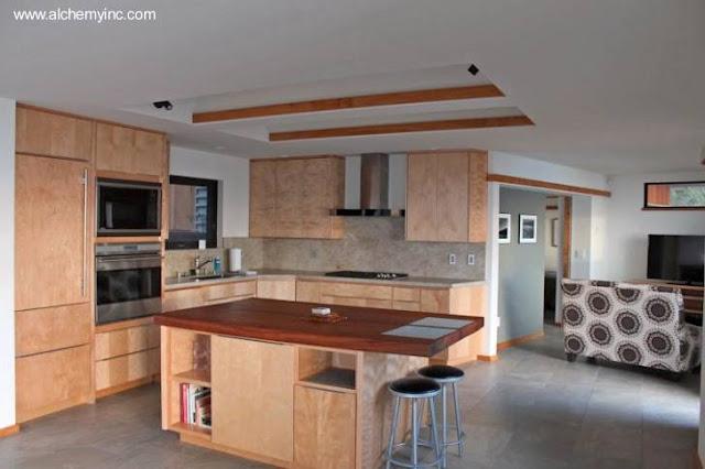 Arquitectura de casas fotograf as de casas - Casas americanas por dentro ...
