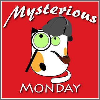 Mysterious Monday badge