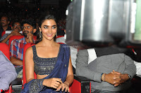 Pooja Hegde choli saree at DJ Duvvada Jaggannadham music launch ~  Exclusive 111.jpg