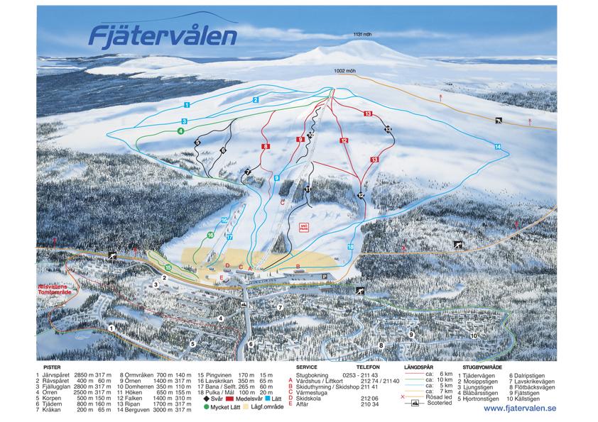 fjätervålen karta Älvdalens Näringslivskontors blogg: Välkomna   alla  fjätervålen karta