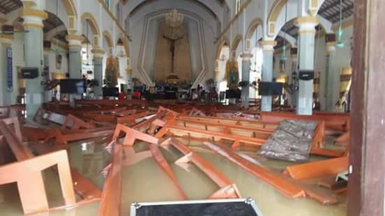 Toàn cảnh lũ lụt tại Ninh Bình và hoạt động cứu trợ tại Thanh Hoá - Ảnh minh hoạ 3