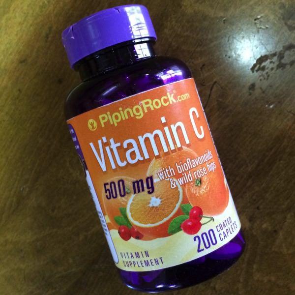 もしかしてビタミンCが不足している?