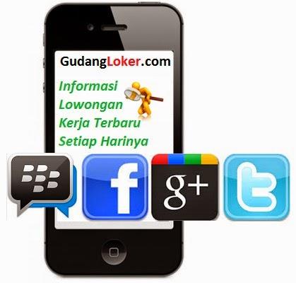 Sosial Media Gudangloker.com