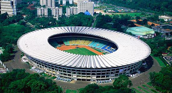 Stadion Utama Gelora Bung Karno di Pastikan Menjadi Venue cabang Atletik
