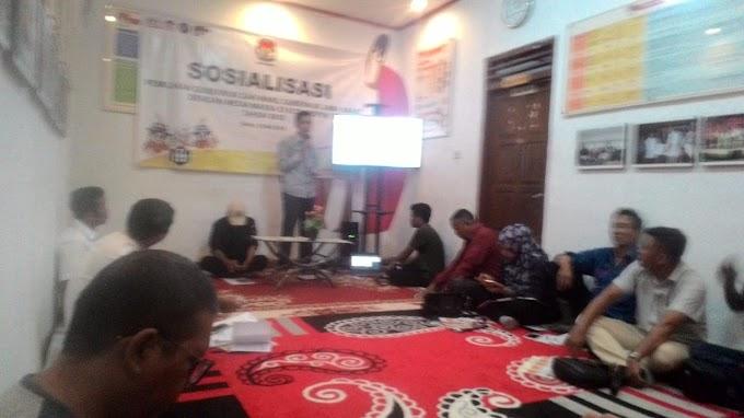 KPU Depok Gandeng Media Masa Sosialisaikan Pilgub Jabar