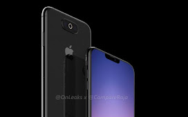 New iPhone XI Leaks with Three Rear Cameras